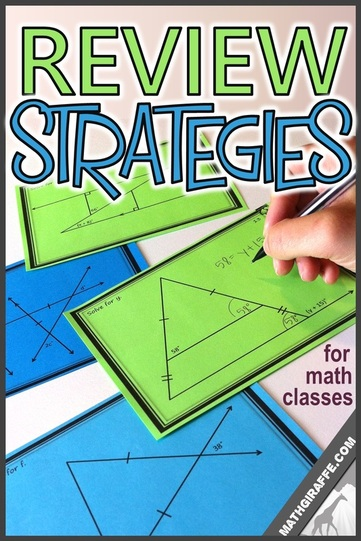 Math review games that convert the practice worksheets that you already have on hand into a fun and competitive format