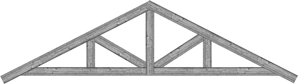 Geometry With Roof Trusses