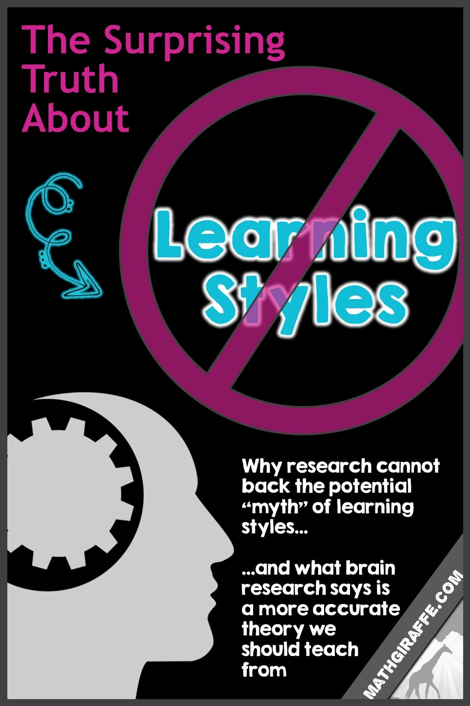 The Myth Of Learning Styles >> The Surprising Truth About Learning Styles