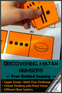 Teaching the Mayan Number System - Different Bases