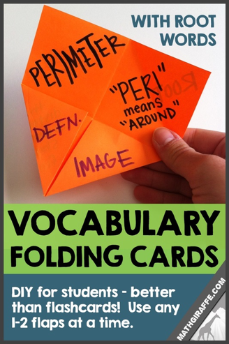 Vocabulary Practice with Root Words