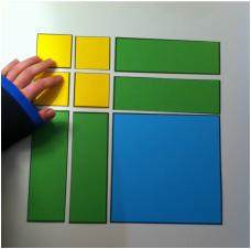 Giant Algebra Tiles for the Whiteboard - Download at mathgiraffe.com