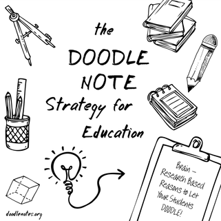 The Doodle Note Strategy for Education: Brain Reasearch Based Reasons
