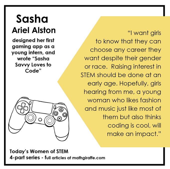 Today's Women in STEM