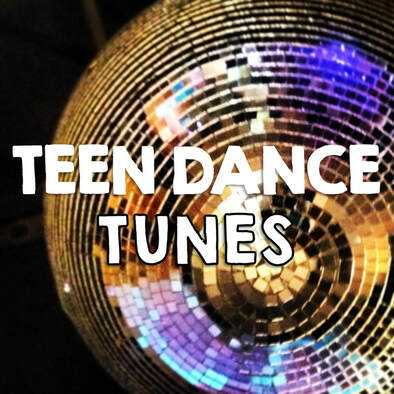 teen dance music playlist for middle school or high school