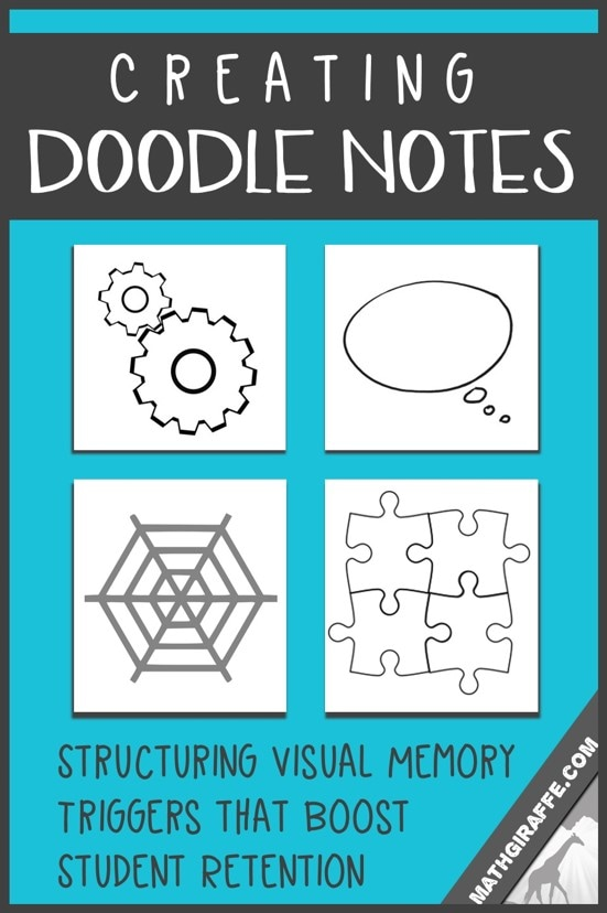 Visual Note-Taking / Doodle Notes: Structuring Visual Memory Triggers that Boost Student Retention