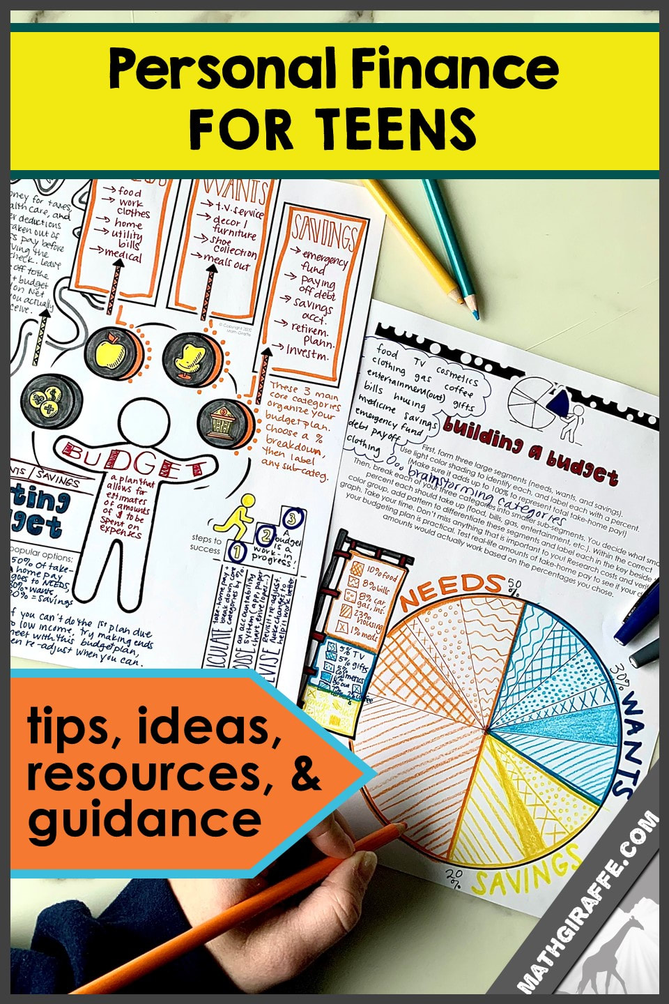 Teaching Personal Finance to Teens - Tips and Resources for Financial Literacy